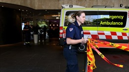 Rò rỉ hóa chất khiến nhiều người tại Sydney phải nhập viện