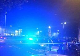 Cảnh sát Anh loại trừ khả năng khủng bố trong vụ lao xe bên ngoài thánh đường Hồi giáo