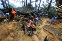 Nạn nhân của bão Mangkhut tiếp tục tăng