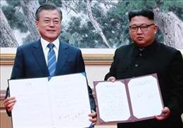 Những điểm nhấn quan trọng của Hội nghị Thượng đỉnh liên Triều