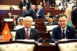 Việt Nam - Azerbaijan thúc đẩy hợp tác nghị viện