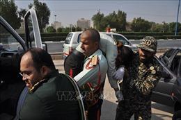 Iran triệu phái viên UAE sau vụ tấn công IRGC
