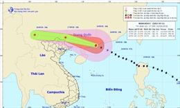 Bão Mangkhut đổ bộ vào Trung Quốc, nguy cơ cao lũ quét, sạt lở tại miền núi Bắc Bộ