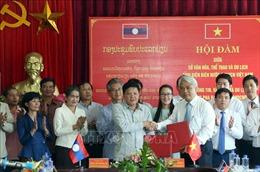 Tăng cường hợp tác du lịch giữa Điện Biên và Luang Prabang
