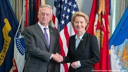Mỹ, Đức củng cố năng lực của NATO