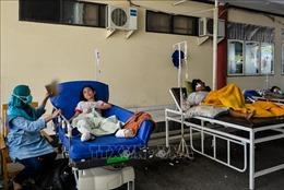 Hàng nghìn nạn nhân được đưa tới Nam Sulawesi sau thảm hoạ kép tại Indonesia