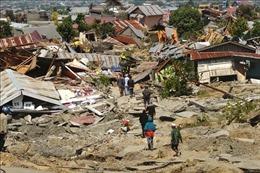 Động đất, sóng thần tại Indonesia: Có thể còn trên 1.000 người mất tích