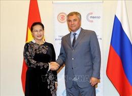 Việt Nam ủng hộ sáng kiến thành lập Ủy ban Liên nghị viện cấp cao Việt Nam – Nga