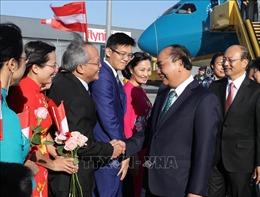 Thủ tướng Nguyễn Xuân Phúc và Phu nhân thăm chính thức Cộng hòa Áo
