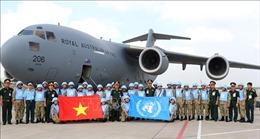 Lực lượng gìn giữ hòa bình: Khẳng định vị thế Việt Nam