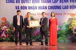 Thành lập Bệnh viện nhiệt đới tỉnh Hưng Yên