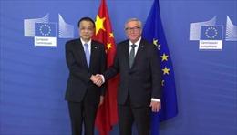 Trung Quốc kêu gọi EU bảo vệ chủ nghĩa đa phương và thương mại tự do