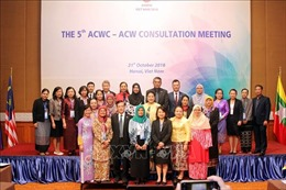 Tăng cường nhận thức của truyền thông vì bình đẳng giới trong ASEAN