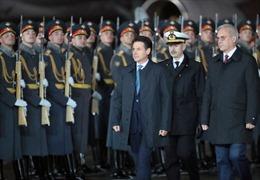Italy với nhiệm vụ 'phá băng' quan hệ EU – Nga