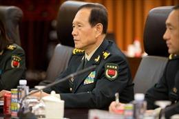 Hợp tác quốc phòng Trung-Nga 'không nhằm vào bất cứ quốc gia nào'