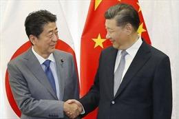 Nốt thăng trong quan hệ Trung-Nhật