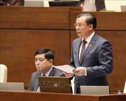 Bộ trưởng Tài chính Đinh Tiến Dũng:Duy trì ổn định kinh tế vĩ mô
