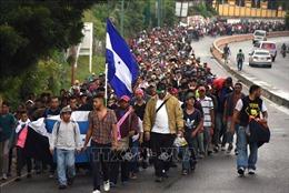 Mỹ ngừng cung cấp các khoản viện trợ mới cho các nước Trung Mỹ