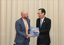 Thúc đẩy hợp tác đa lĩnh vực giữa TP Hồ Chí Minh và bang New South Wales, Australia