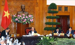 Thủ tướng Nguyễn Xuân Phúc: Quyết liệt triển khai thu phí điện tử tự động ở các trạm BOT