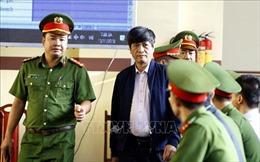 Hình ảnh ngày thứ hai xét xử sơ thẩm vụ án đánh bạc nghìn tỷ tại Phú Thọ