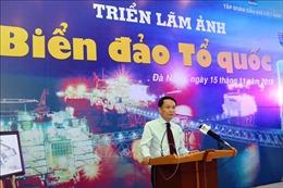 Thông tấn xã Việt Nam triển lãm ảnh 'Biển đảo Tổ quốc'tại Đà Nẵng