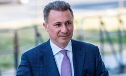 Cựu Thủ tướng Macedonia xâm nhập trái phép vào Albania khi chạy trốn sang Hungary