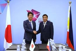 Philippines, Nhật Bản cam kết duy trì tự do hàng hải ở Biển Đông