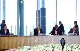 Thủ tướng tham dự nhiều sự kiện trong khuôn khổ Tuần lễ Cấp cao APEC 2018