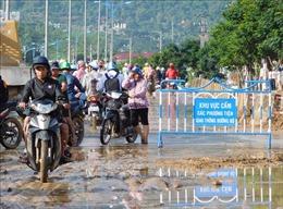 Thủ tướng gửi lời thăm hỏi, chia buồn sâu sắc tới nạn nhân bị mưa lũ