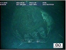 Argentina quốc tang 3 ngày tưởng nhớ thủy thủ trên tàu ngầm ARA San Juan