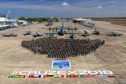 Tập trận không quân quốc tế lớn nhất tại Brazil