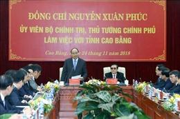 Dự án cao tốc Đồng Đăng – Trà Lĩnh sẽ mở ra một hướng phát triển mới cho tỉnh Cao Bằng
