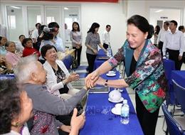 Chủ tịch Quốc hội Nguyễn Thị Kim Ngân: 'Tài sản bất minh là phải xử lý triệt để'