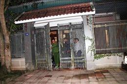 Khám xét nhà riêng nguyên giám đốc BIDV chi nhánh Hà Tĩnh