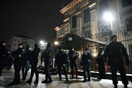 Nga điều tra các vụ tấn công nhằm vào phái bộ ngoại giao ở Ukraine