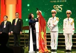 Kỷ niệm 25 năm thành lập Công ty Cổ phần Chăn nuôi C.P. Việt Nam