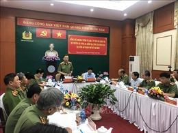 Xây dựng lực lượng công an TP Hồ Chí Minh thật sự trong sạch, vững mạnh