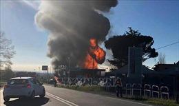 Nổ lớn tại trạm xăng ở Italy, ít nhất 19 người thương vong
