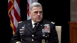 Tổng thống Mỹ dự kiến điều chỉnh nhân sự của Hội đồng Tham mưu trưởng Liên quân