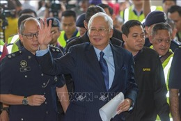 Malaysia bắt giữ cựu Thủ tướng Malaysia Najib Razak