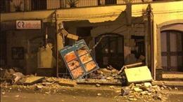 Động đất tại đảo Sicily, Italy