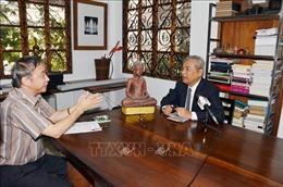 Sự hiện diện của quân tình nguyện Việt Nam đã giúp hồi sinh Campuchia