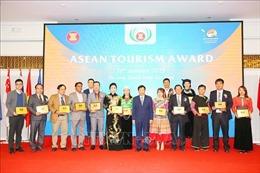 Việt Nam giành 15 giải thưởng tại Diễn đàn Du lịch ASEAN 2019