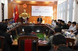 Tăng cường hợp tác giữa tỉnh Đắk Nông và tỉnh Mondulkiri của Campuchia