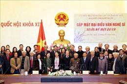 Chủ tịch Quốc hội: Văn hóa ngày càng gắn bó, quyện chặt hơn với chính trị và kinh tế