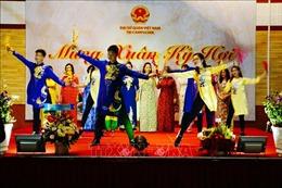 Tết cộng đồng Kỷ Hợi 2019 đầm ấm của cộng đồng người Việt tại Campuchia