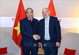 Thủ tướng Nguyễn Xuân Phúc kết thúc tốt đẹp chuyến tham dự WEF Davos 2019