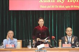 Chủ tịch Quốc hội: Nên có thêm chính sách chăm lo, hỗ trợ đời sống cho đội ngũ văn nghệ sĩ