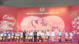 Hà Nội triển khai các hoạt động chăm lo cho người lao động dịp Tết Nguyên đán